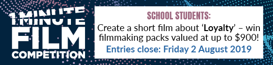 1-Minute Film Competition 2019