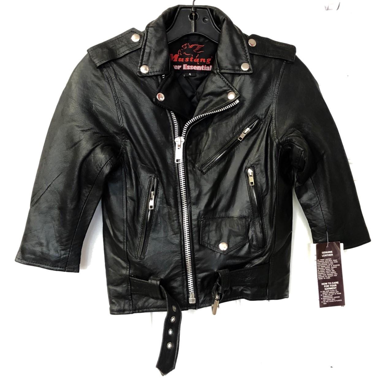 c94929ec8 Kids Leather Motorcycle Jacket | Kingman AZ Route 66 Motorcycle Shop