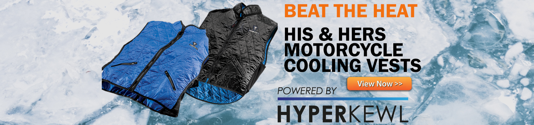 Cooling Motorcycle Vests