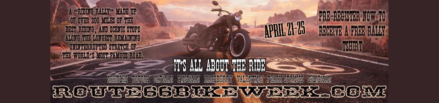 Route 66 Bike Week