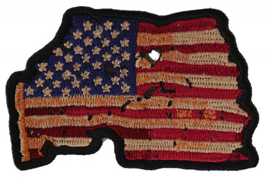 Harley Davidson  Patches USA Flag Harley Mas Route 66 Patch for Jacket