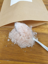 Different ways to use our bath salt without a bath