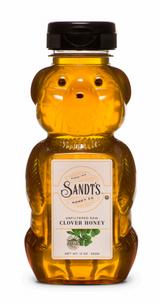 Sandt's Clover Honey