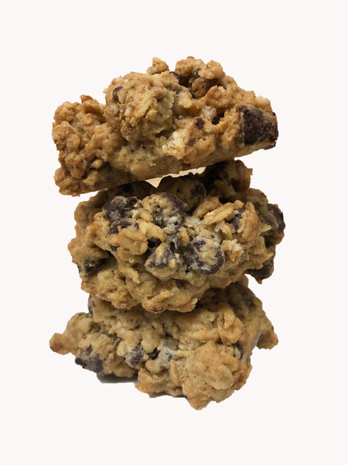 Oatmeal Chocolate Chip Cookie 8-pack