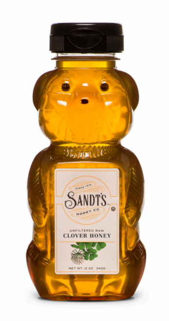 Sandt's Clover Honey