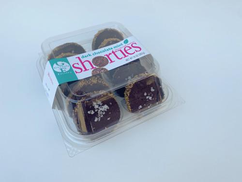 Dark Chocolate Mint Shorties (10-Pack)