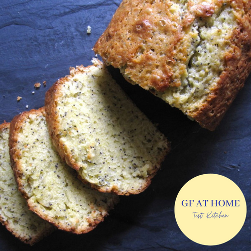 Jordy's Olive Oil Poppy Seed Quick Bread