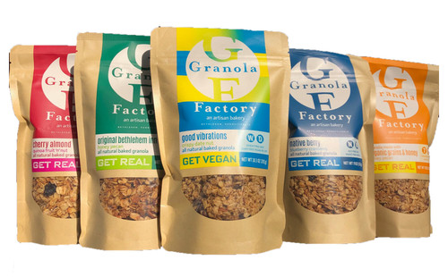 Granola Factory Variety Pack (Choose 3 Varieties)