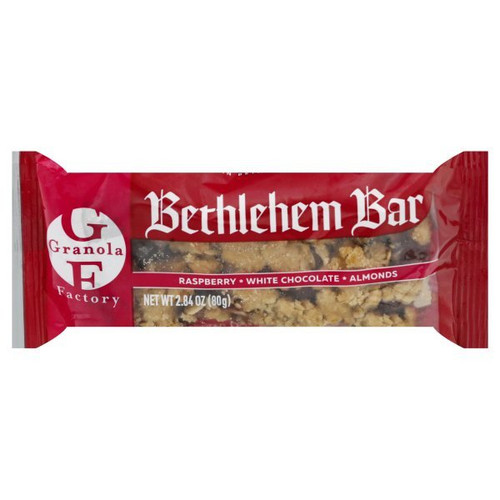 Mini Raspberry Bethlehem Bars (12 Pack Box)
