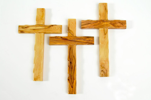 Catholic Cross (10 inches)