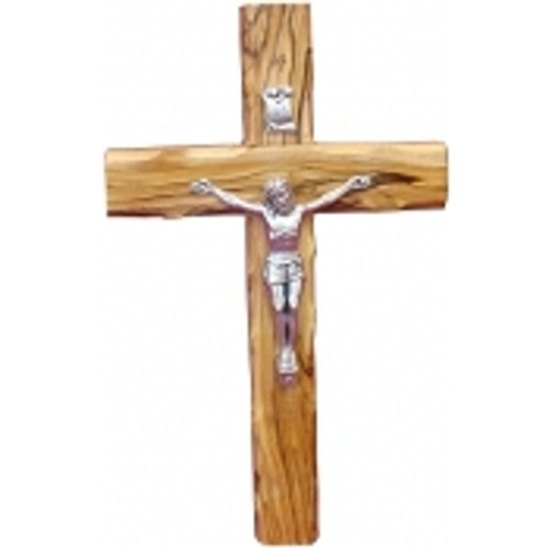 "This Crucifix comes in 2 sizes.  6"" Tall & 10"" Tall"