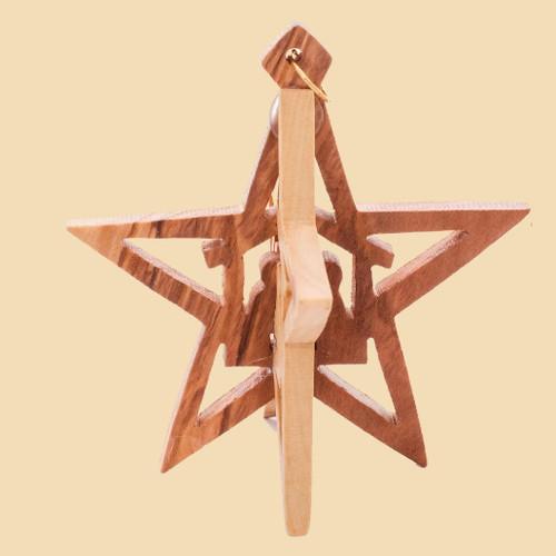 Five Star Ornament