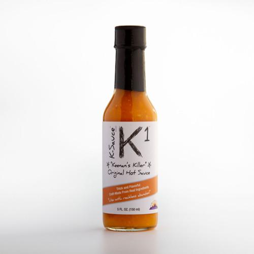 K-1 Original Hot Sauce (5 oz.)