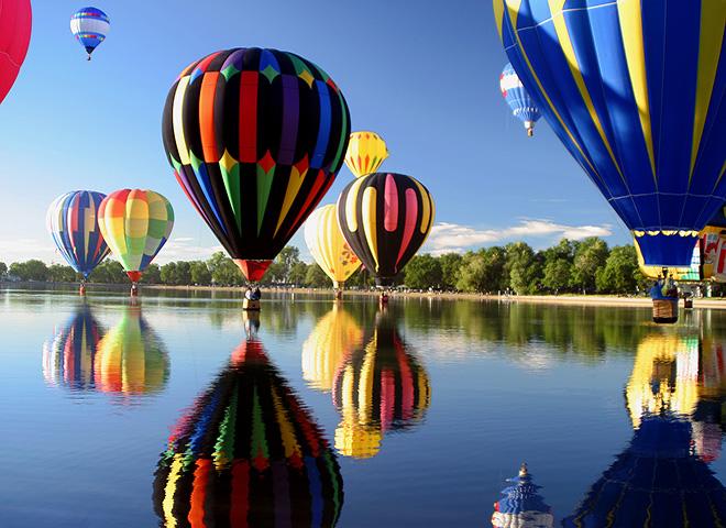 BR100 - Balloon Rally