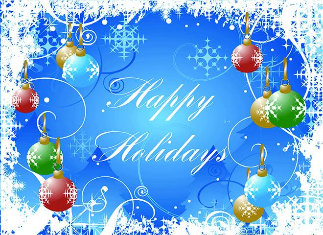 HH100 - Happy Holidays