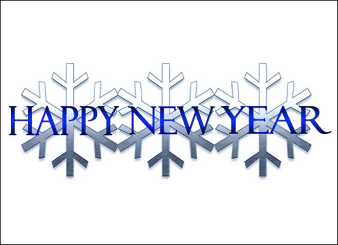 HNY100 - Happy New Year