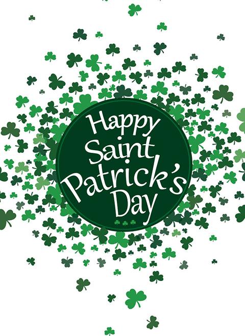 HSP100 - Happy St Patrick's Day