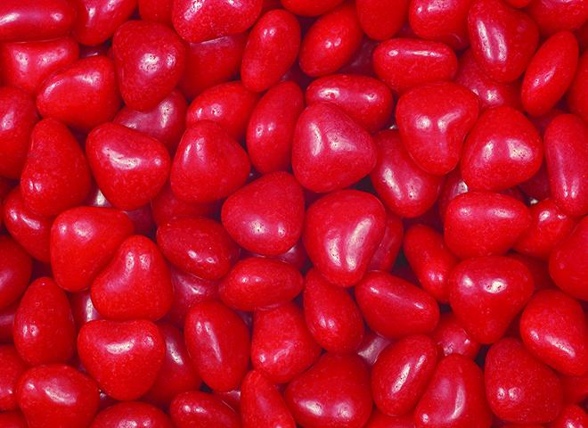 RH100 - Red Hots