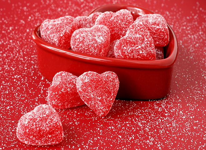 SH100 - Sweet Hearts