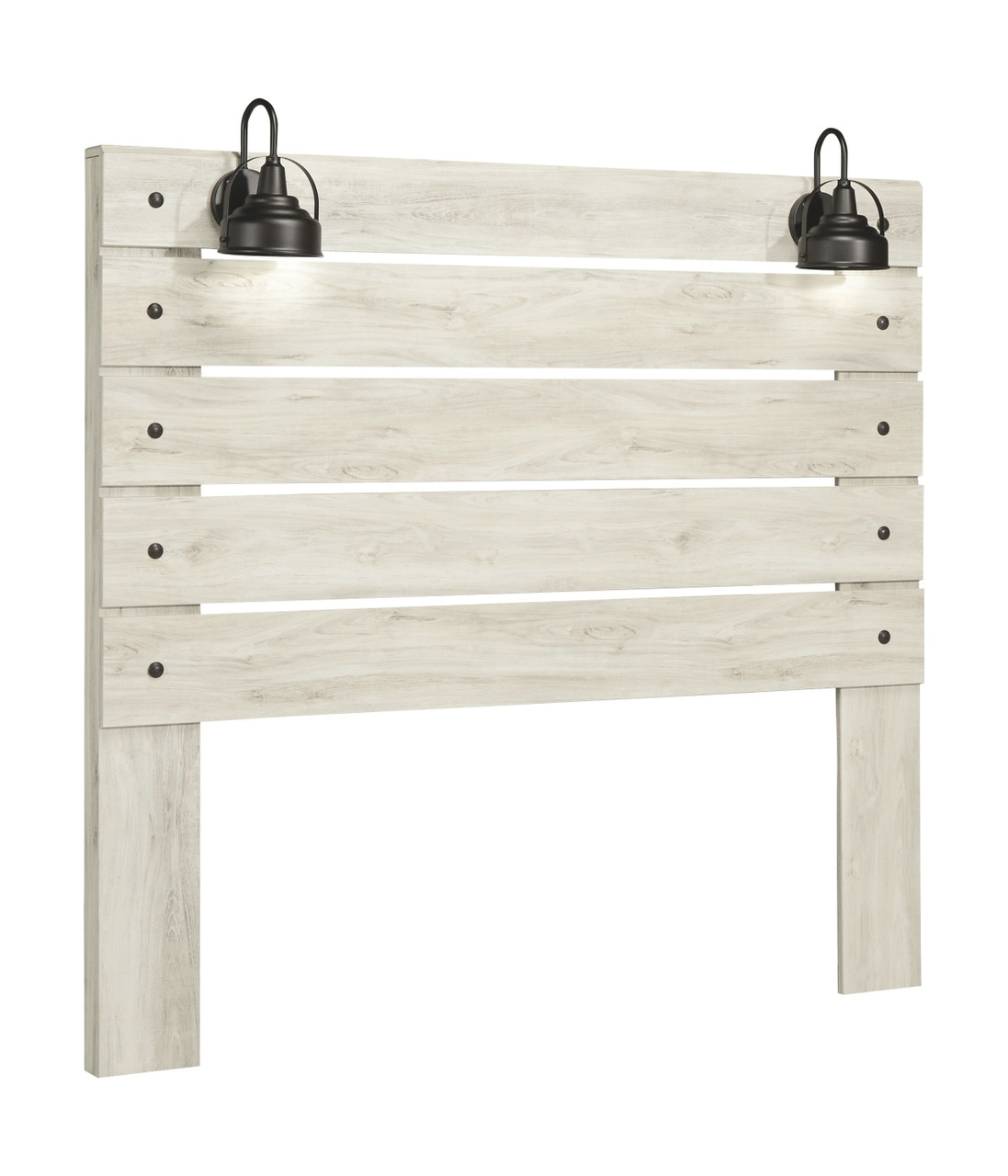 The Cambeck Whitewash Queen Panel Headboard Available At Royal Star Furniture Serving St Paul Mn