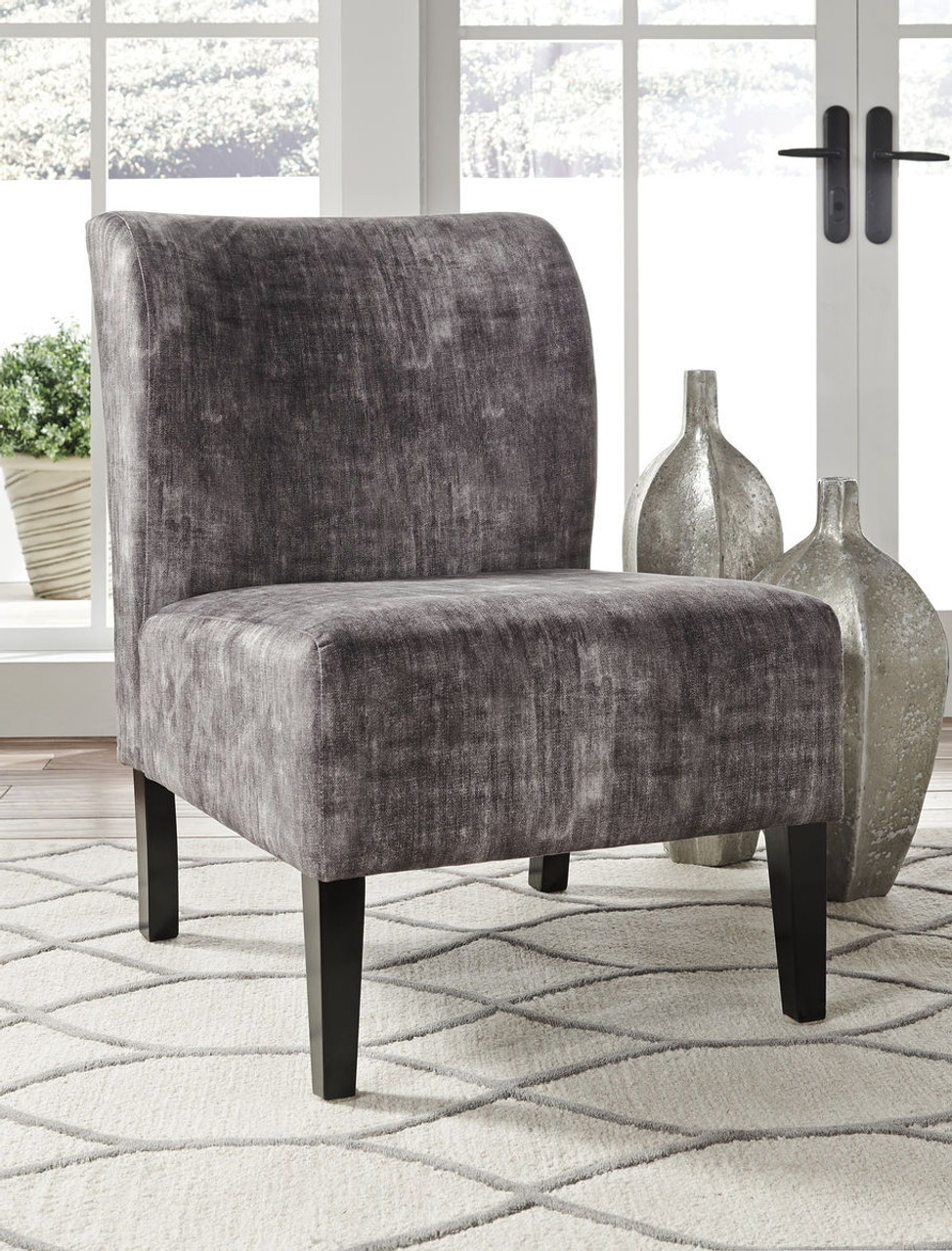 Groovy Triptis Charcoal Accent Chair Creativecarmelina Interior Chair Design Creativecarmelinacom