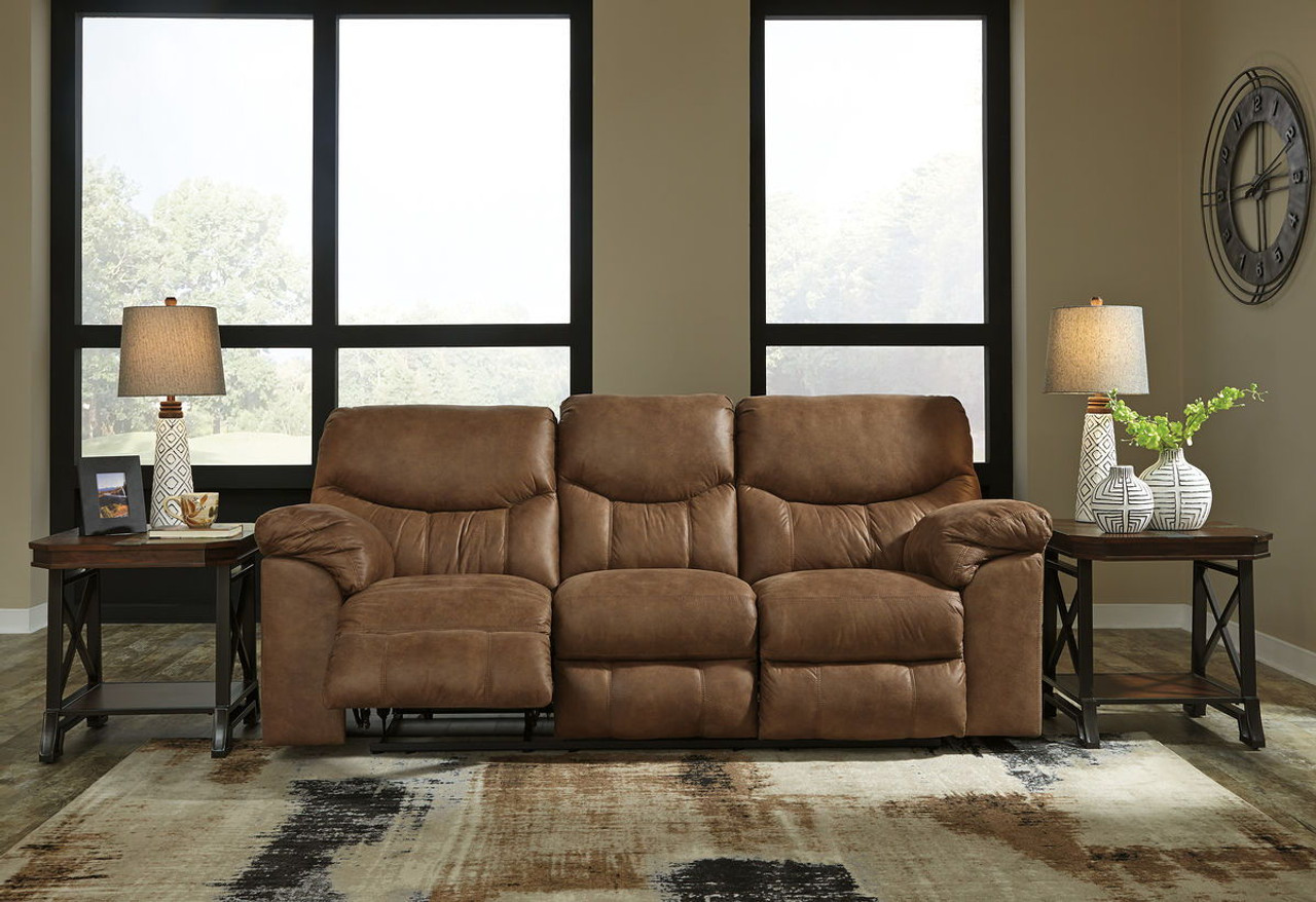 The Boxberg Bark Reclining Sofa Available At Royal Star Furniture