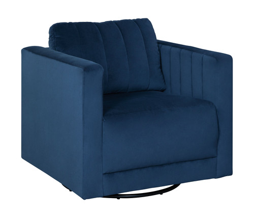 Enderlin Ink Swivel Accent Chair