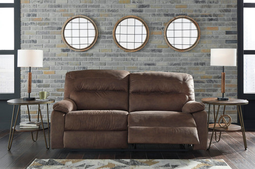 Bolzano Coffee 2 Seat Reclining Sofa