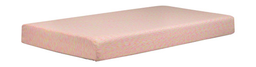 IKidz Pink Pink Twin Mattress and Pillow 2/CN