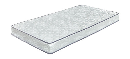 6 Inch Bonell White Twin Mattress