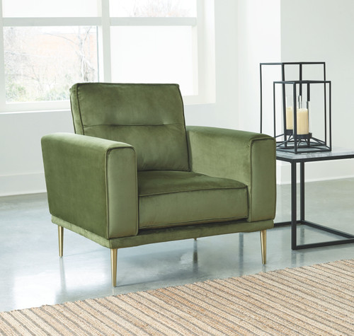 Macleary Moss Chair