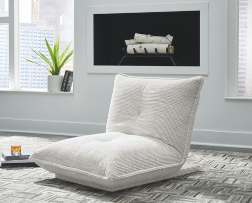 Baxford Gray Accent Chair
