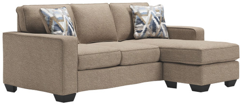 Greaves Driftwood Sofa Chaise