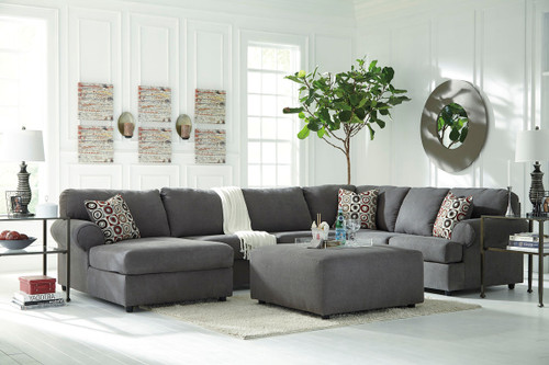 Jayceon Steel 4 Pc. Left Arm Facing/Right Arm Facing Sectional
