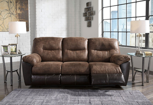 The Boxberg Bark Reclining Power Sofa Available At Royal Star