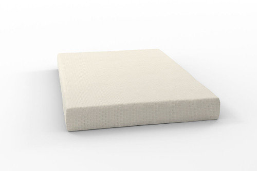 Chime 8 Inch Foam Mattress White Full Mattress