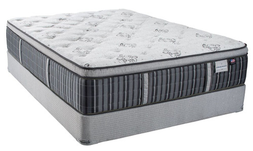 Encore Pillow Top Mattress & Boxspring - Twin