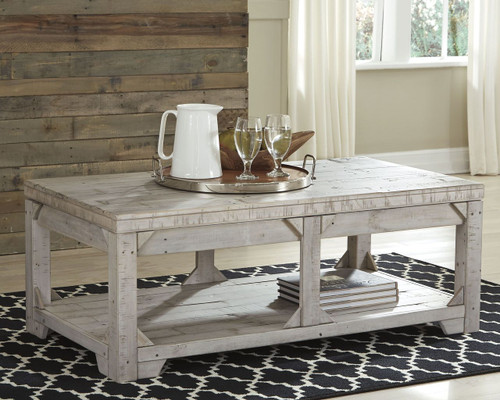 The Fregine Whitewash Lift Top Cocktail Table Available At Royal Star Furniture Serving St Paul Mn