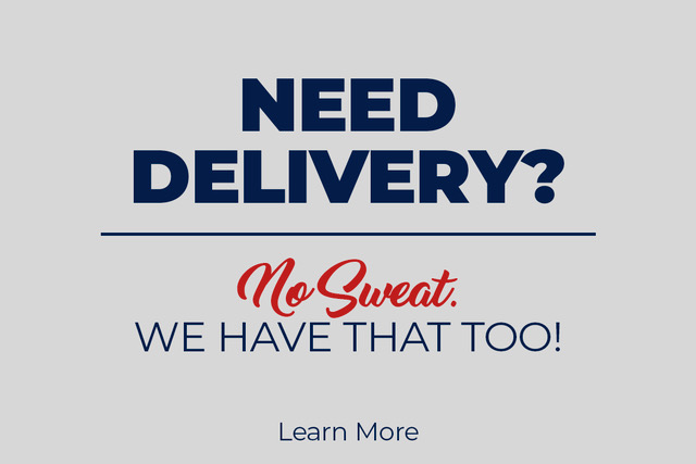 need delivery