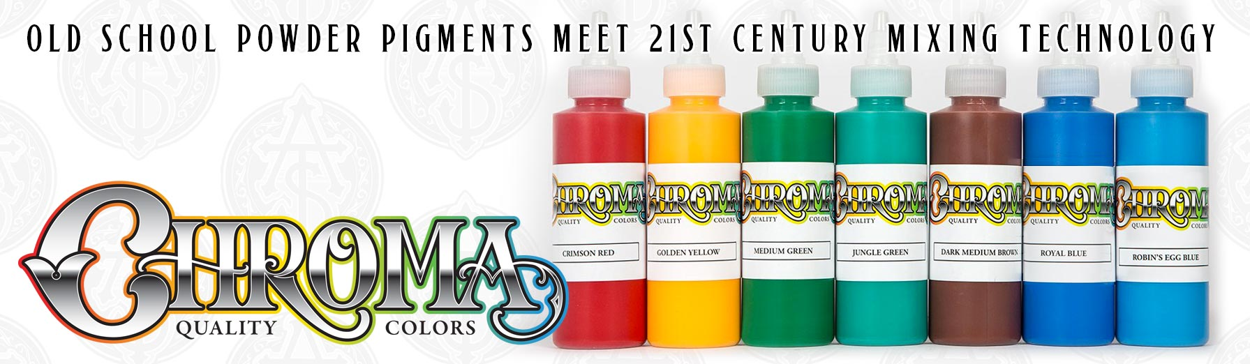 Chroma Colors - Alliance Tattoo Supply