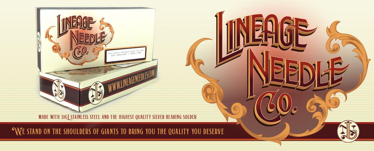 Lineage Needle Co. - Premium Tattoo Needles