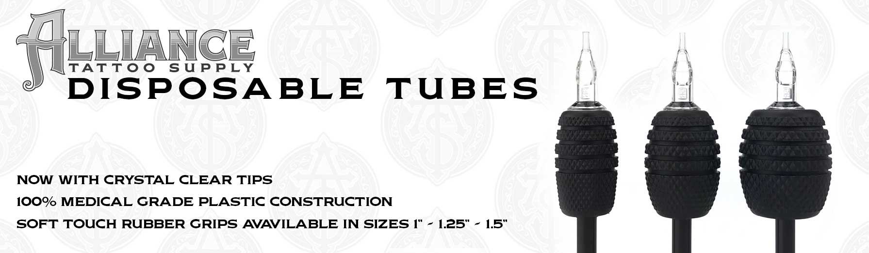 Alliance Tattoo Supply - Disposable Tubes