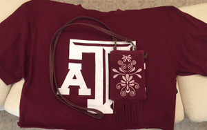 A & M GameDay Crossbody Bag