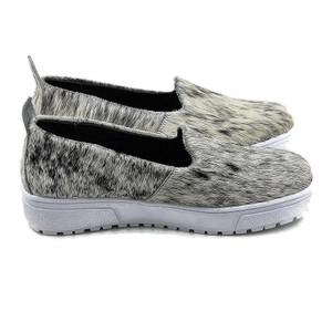 Cowhide Tennis Shoes