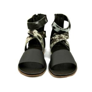 Gracie Grecian Flat Sandal