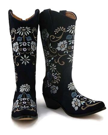 Cowgirl Floral Daze