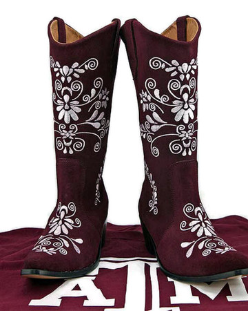 A & M GameDay Original Cowgirl Boots