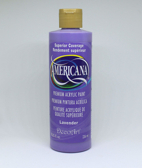 DecoArt Acrylic Paint Lavender 8 oz