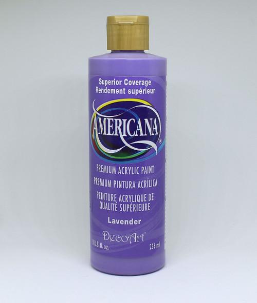 DecoArt Acrylic Paint Lavender 8 oz