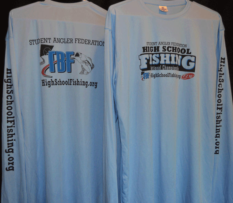 HS Fishing National Championship Performance Tee